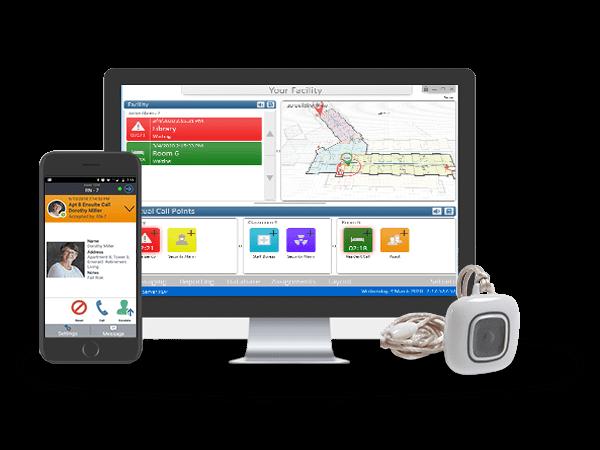 Wireless Nurse Call Systems & Senior Health Care